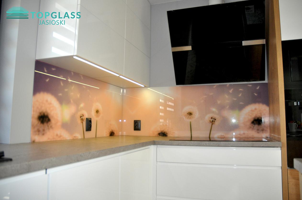 Szklane Panele Kuchenne Z Grafiką Top Glass Jasioski